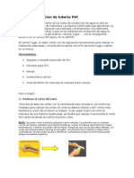 Guia de Instalacion de Tuberia PVC