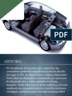 BATERÍAS AUTOMOTRICES EXPOSICION