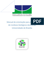 Manual de Orientao Para Descarte de Resduos Biolgicos v1.0