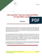 Hd Go Cong Thuc Open Office