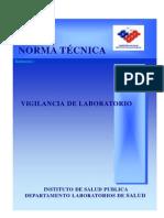 Norma Tecnica Vigilancia de Laboratorio
