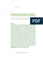 Estrategia Didactic a Analog i As