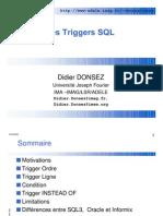Trigger SQL