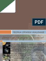 Teoria de Oparinhaldane
