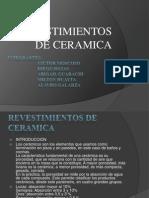 Revestimiento de Ceramica