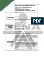 Formato Fichas de Seguridad Fisico Alamos