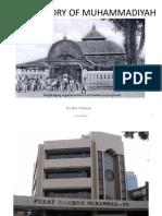 History of Muhammadiyah