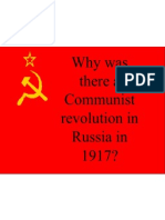 russia and communism