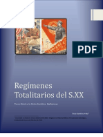 Totalitarismos Del Siglo XX