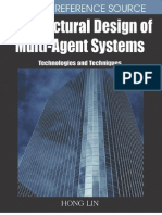 Architectural Design of Multi-Agent Systems - H. Lin (IGI, 2007) WW
