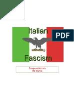 italianfascism