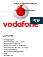 29th Vodafone Final Ppt