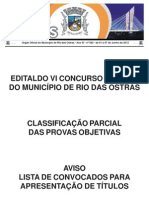 Encarte Da Ed 582 Vi Concurso Publico