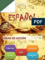 ESPAÑOL (Plan Humanista IV Medio)