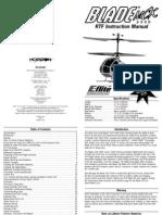 Blade Mc Xs 300 Manual