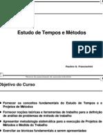 p2421apo Estudo de Tempos e Metodos Versao 2