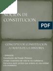 Nocion de Constitucion