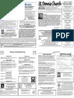 June 10 Bulletin