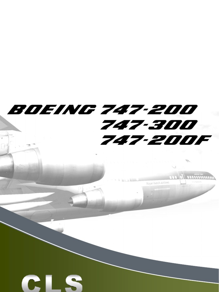 CLS 747 200 Gyroscope