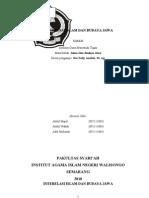 Interelasi Islam Dan Budaya Jawa