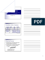 02 Empirical & Molecular Formulas Notes