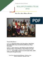 STAMP 2012 Team Brochure