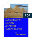A Layman s Look at Last Days
