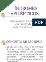 SINDROMES EPILEPTICOS