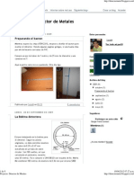 Proyecto_ Detector de Metales