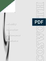 Cosworth Brochure 2008
