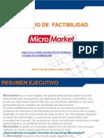 Micromercado Alegran SCZ