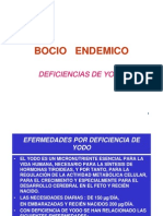 ENFERMEDADES NEUROENDOCRINAS-Bocio Endémico