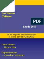 Loa Nuevos Chilenos - Veronicaedwards