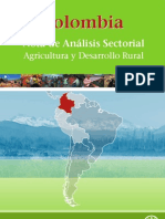 Fao Analisis Sectorial Agro Colombia