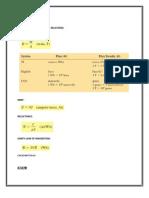 Magnetism Formulae (BASIC)