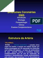 SindromesCoronarianasMClinica, Fisiopatologia e Diagnostico