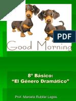 8c2ba El Genero Dramatico