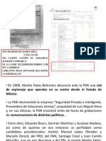 Documento Espionaje