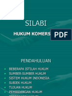 KOMERSIAL 1 - SILABI