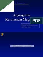 Clase 12 Angiografia MR