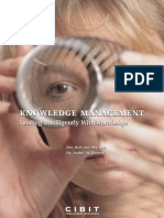 CIBIT Knowledge Management Booklet
