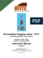 Permeability Manual
