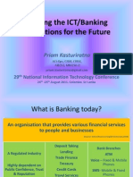 Shaping the ICT Banking Inovations for the Future