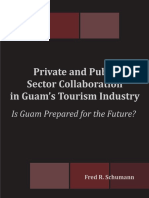 Private and Public Sector Collaboration in Guam's Tourism Industry