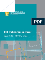 ICT Indicators in Brief | May 2012