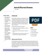 Brochure ISoft RRHH