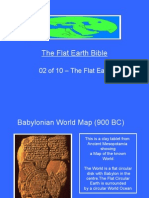 Flat Earth Bible 02 of 10 - The Flat Earth
