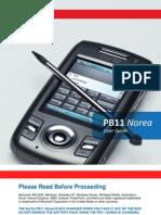 PB11 Norea Full UG English