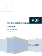 The Co-Working Space Concepto