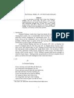 POETRY Paper - Rudyard Kipling's If